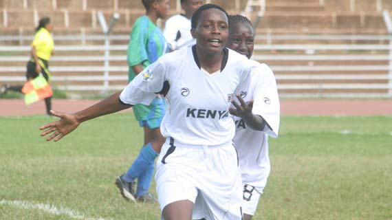 Kenya U-20 team heads to Zambia for world Cup qualifier