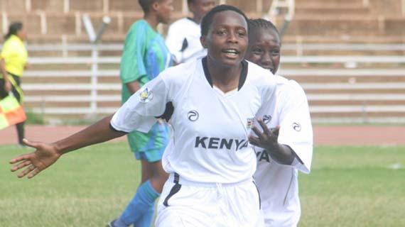Away goal reprieve as Kenyan girls fall to Zambia