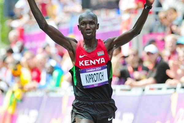 Kipsang to Participate in Gothenburg Marathon