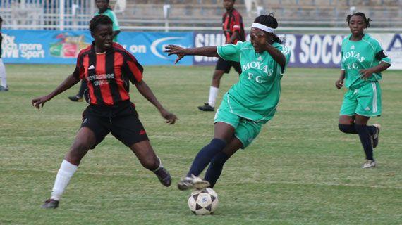 Oserian twice gunned down as Women league picks up