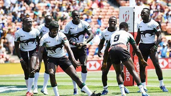 Shujaa to face New Zealand, Fiji at Sydney 7s