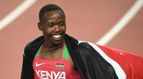 21-year old Kinyamal roars to Commonwealth 800m gold