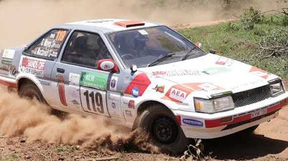 Zane Young ready for rally debut with Geoff Mayes
