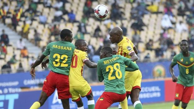 AFCON U20: Cameroon Uganda, Burkina Faso, Central African Republic reach quarters