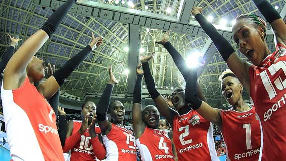 Kenya to face hosts Cameroon in Africa Finals