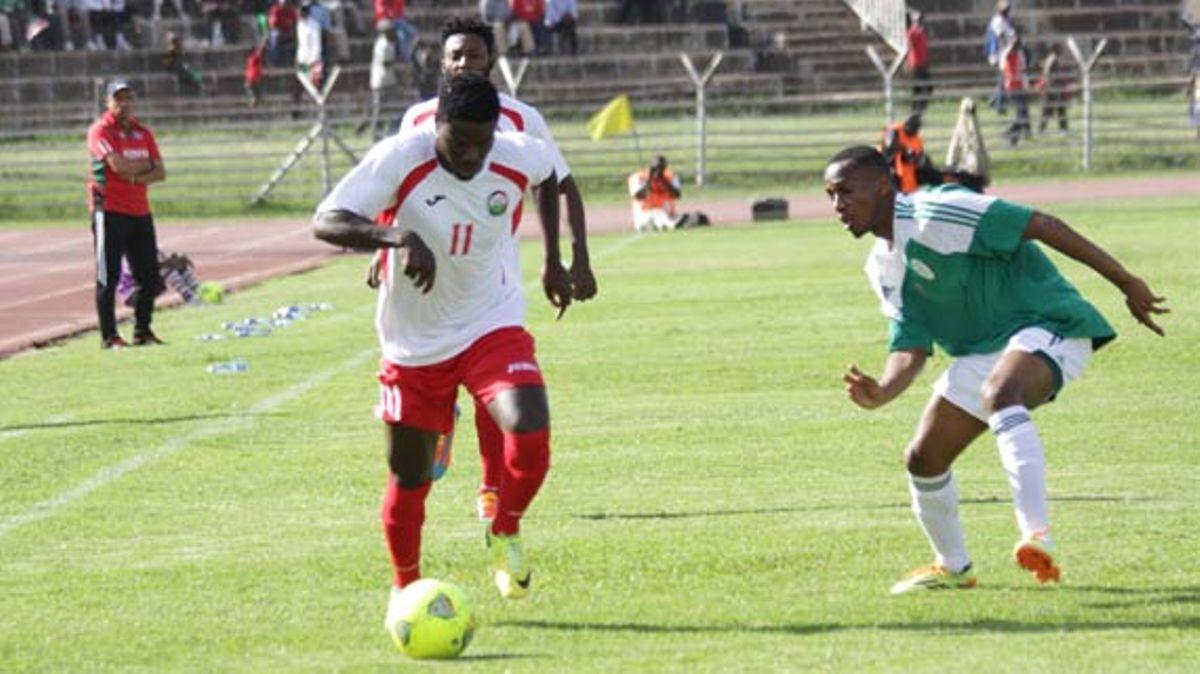 Allan Wanga announces retirement from International football