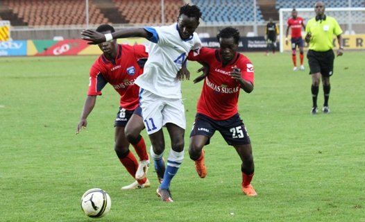 AFC beats Sofapaka to set a Shemeji derby GOTV final