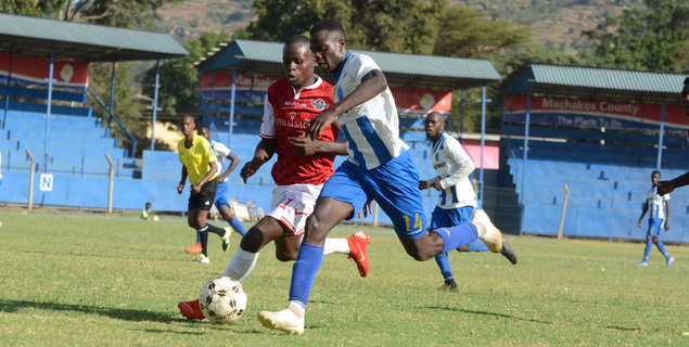 Kaheza late goal steers AFC off relegation slot