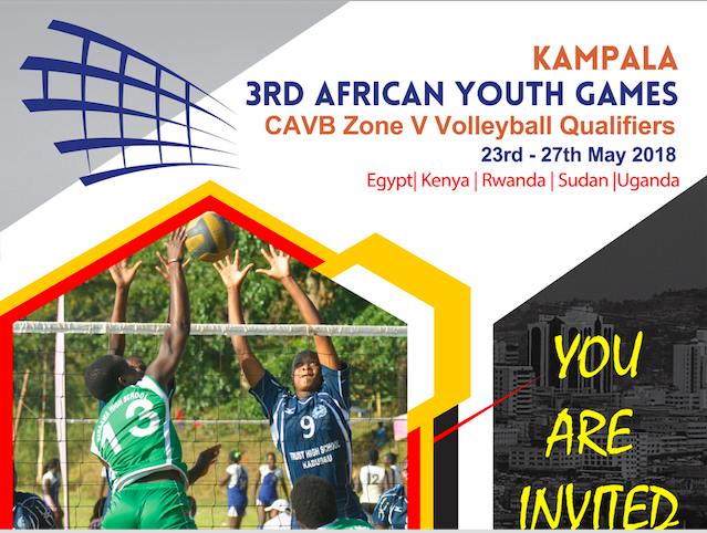 Kenya to compete in CAVB African Youth qualifiers