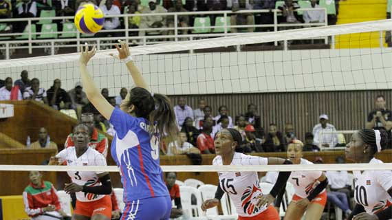 Magharibi Michezo Awards Volleyball nominees unveiled
