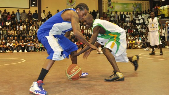 AND 1 Street Ballers set to tour Kenya this weekend