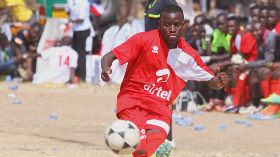 KSSSA Nationals:  Laiser Hill through to semis