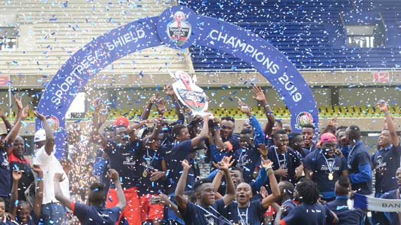 Bandari floor holders Sharks to clinch Shield