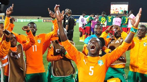 Congo, Ivory Coast into the semis of CHAN 2016