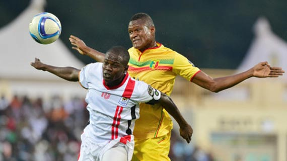 CHAN : Mali fight back to hold Uganda