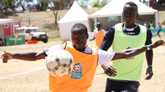 Chapa Dimba national draws announced