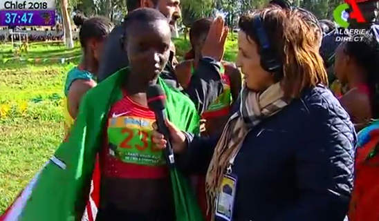 Good outing for Kenya in 5th Africa Cross Country Championships