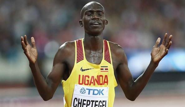 Cheptegei denies Kenyans once again, completes double