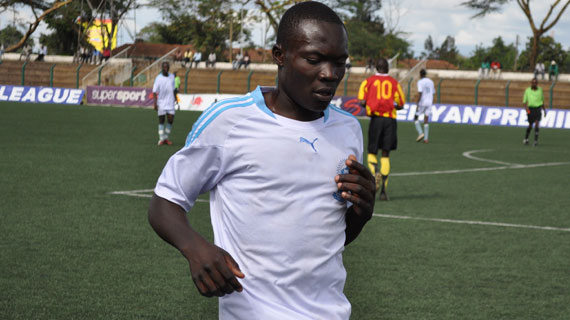 Up Close with Western Stima's rising star Collins Shivachi