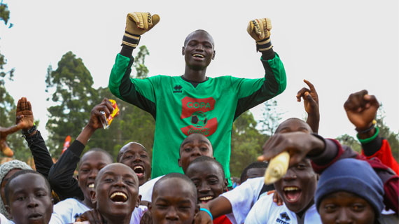 Kakamega, Nangili  win national schools title as St. Antony wins Copa