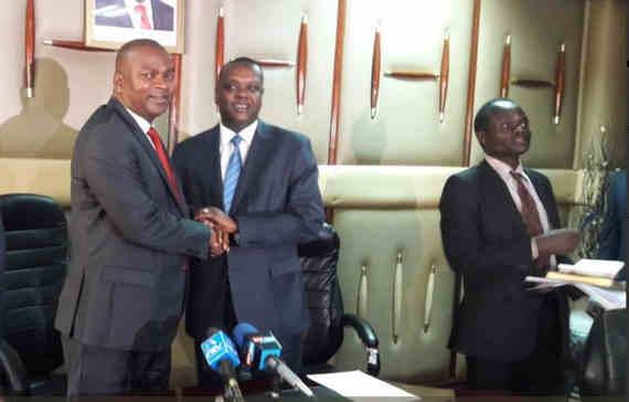 Sports CS Achesa warns football cartels