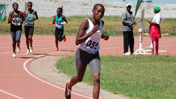 Wanjiru shines as Safaricom national Deaf athletic championships kicks off in Eldoret
