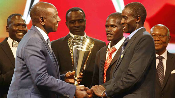 SOYA AWARDS: Paralympian Samuel Muchai wins Overall crown