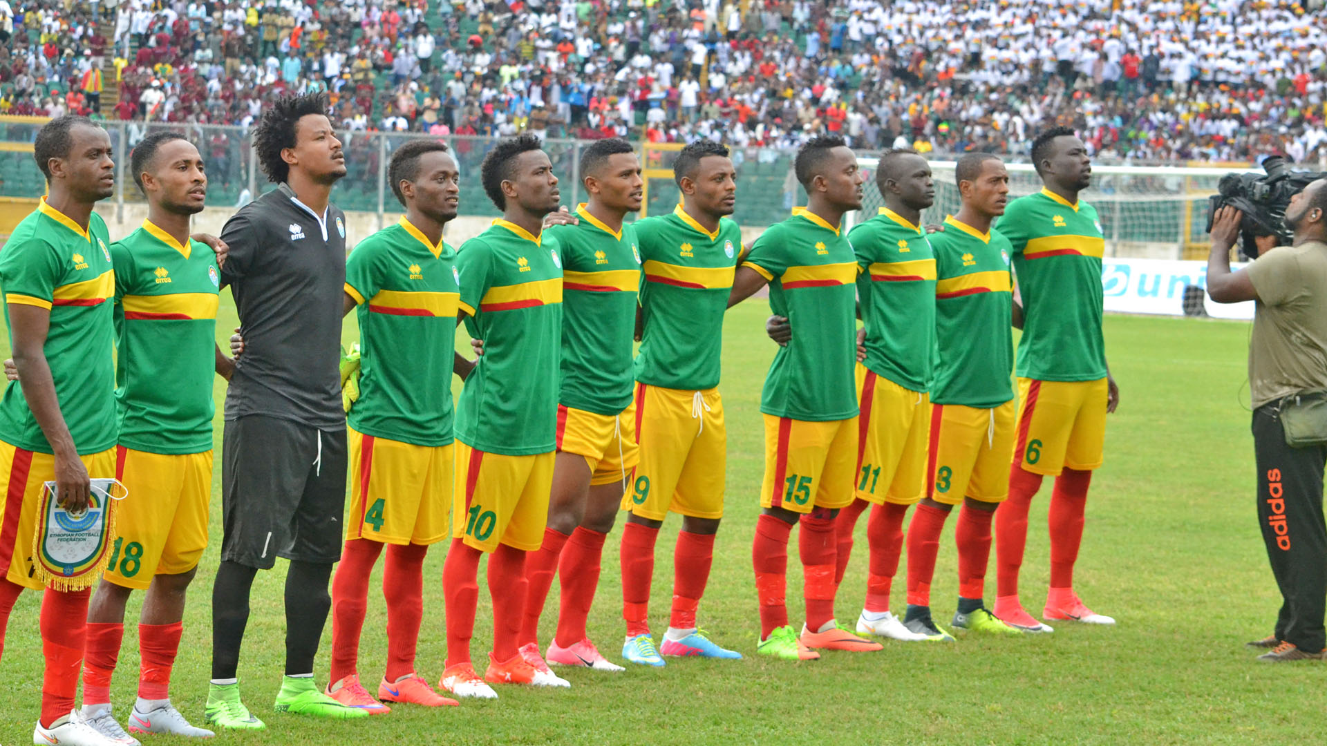 Ethiopia within sight of AFCON after beating Madagascar