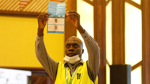 Nick Mwendwa re-elected with landslide Victory