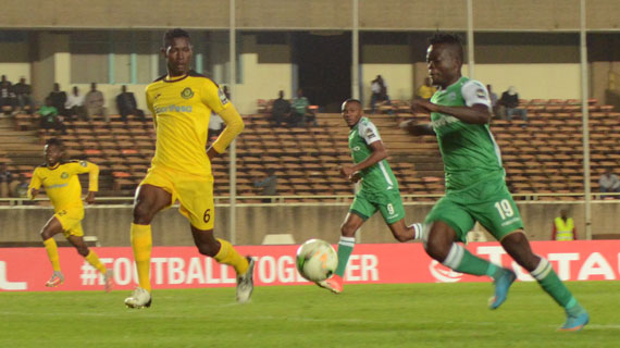 We will turn it round in the second leg, promise Yanga