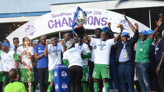 Sweet revenge for Kerr as Gor beat Simba to Super Cup title
