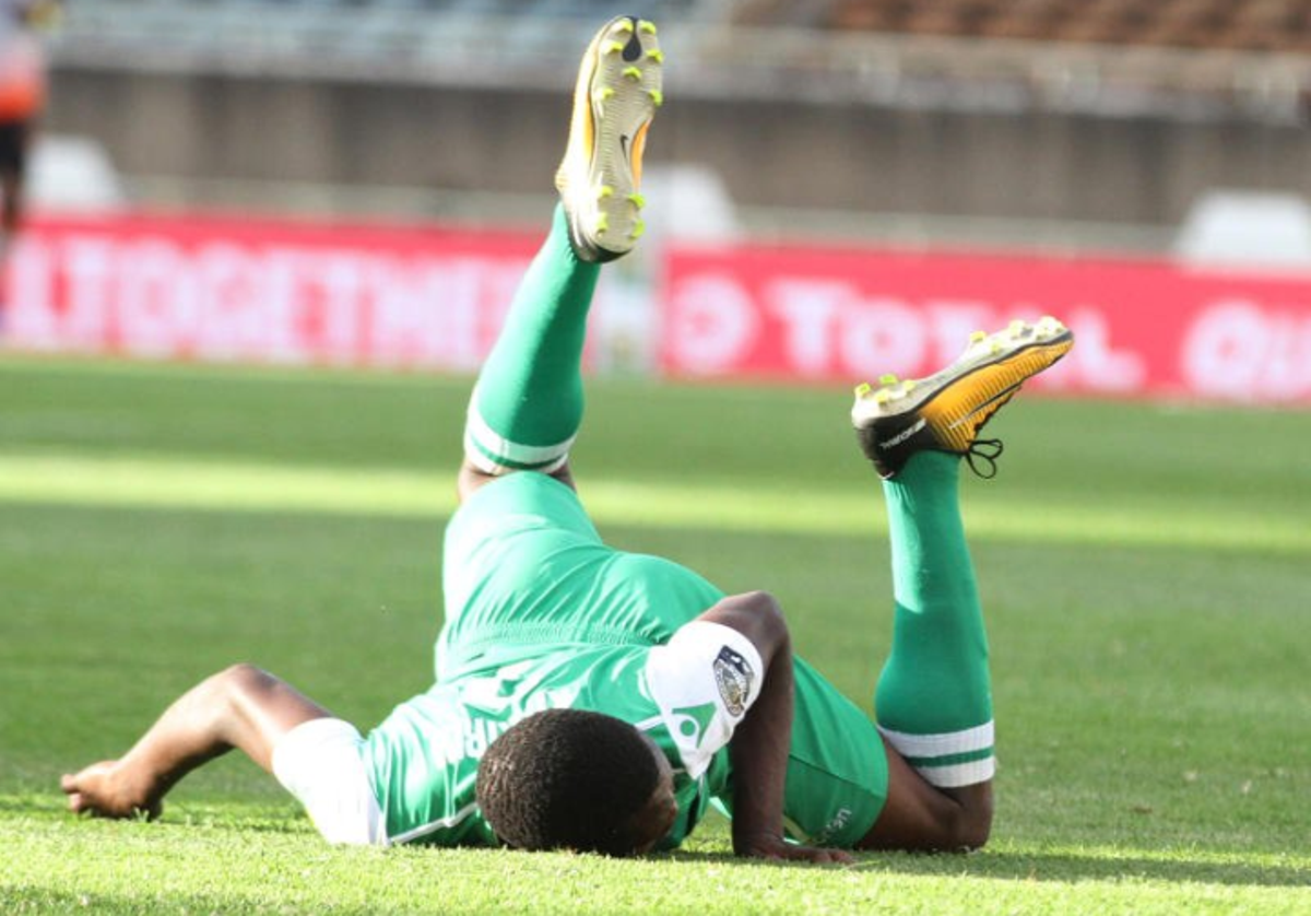 Gor fall to Napsa in CAF Confed Cup action