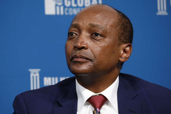 Motsepe elected CAF President
