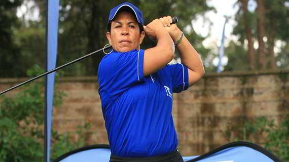 High Scoring during  NIC Golf Day at Limuru Country Club