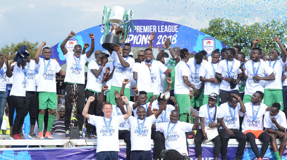 Gor Mahia crowned as 2018 KPL Champions