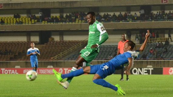 So near yet so far for Gor in Confed Cup