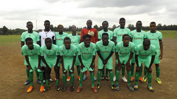 Gremio beat Kakamega United in Nairobi Cup