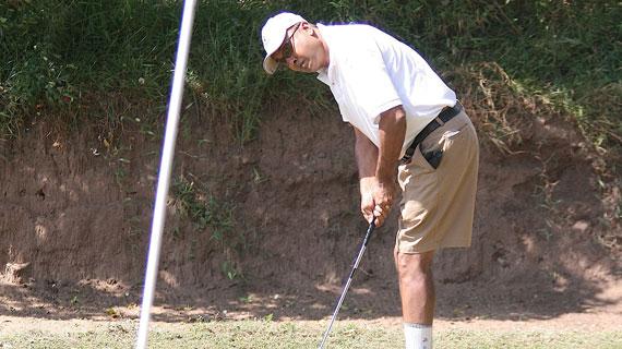 Kamanga nets Rising Stars golf day award