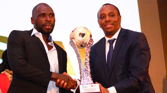 Joash full of praise for Migne after SJAK top award