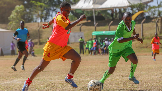 Shinyalu to face Bishop Njenga in Chapa Dimba Finals