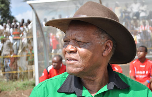 Legendary Stars striker Joe Kadenge dead