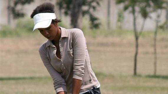 Janet Kalavor wins Kitale Press Golf Day tournament