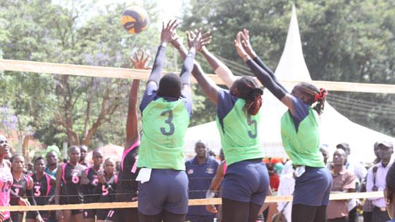 AMACO International tournament serves off in Eldoret