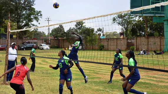 GSU,KDF  through to challenge Cup semis in Nyeri Outing