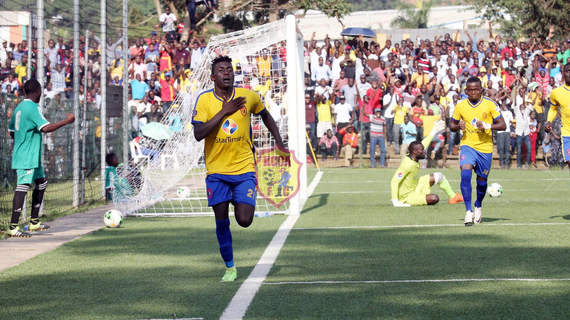 Uganda's KCCA through to CAF Champions League Group stage