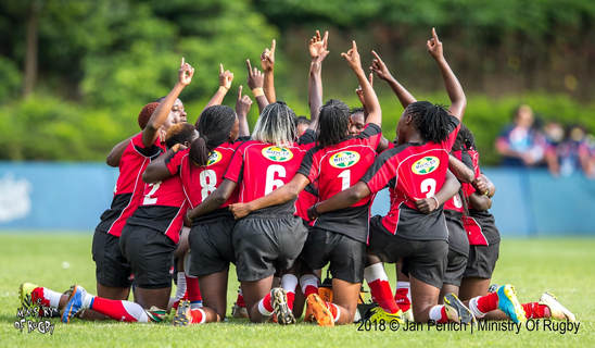 Kenya Lionesses fall to SA in Hong Kong Semis