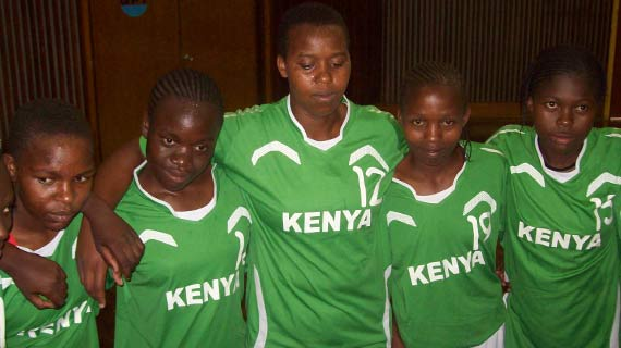 Kenya U-20 ladies through to regional handball finals