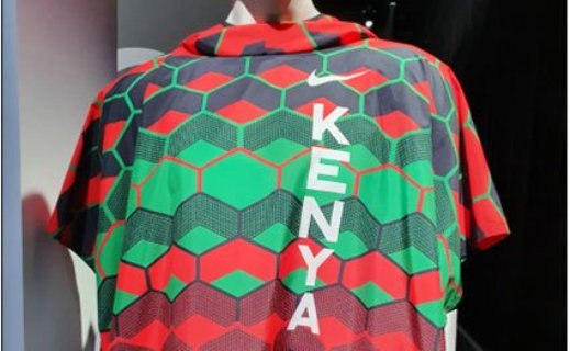 Kenyans receive new Nike kits with online anger