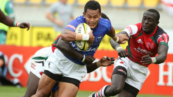 Kenya drawn in Pool B for the Cape Town Sevens