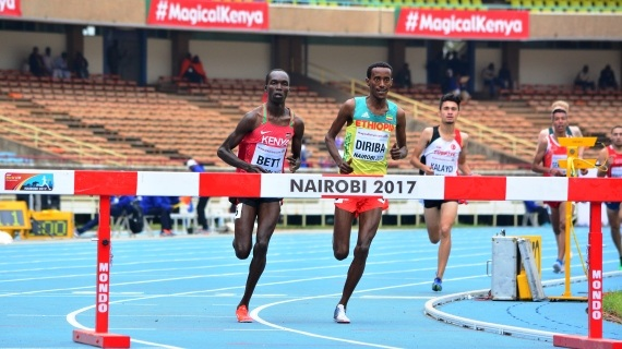 Kenya rises to second in medal standings after Day 3